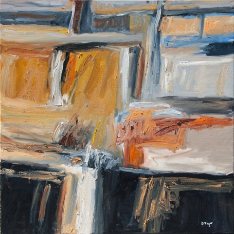 Autumn Landscape, 20x30, $800