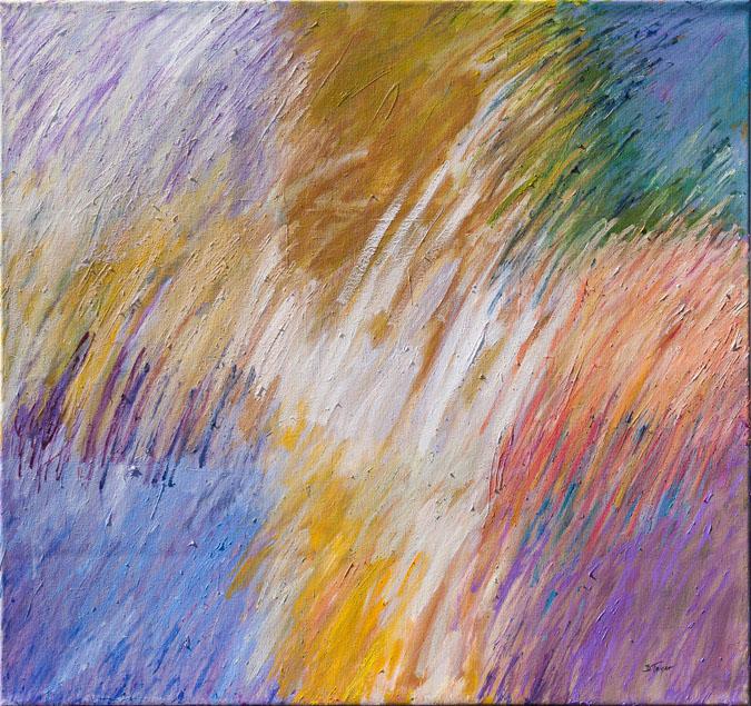 AwakeningSpring, 32x34 - $900