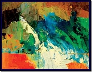 Dotti Burton Abstract & Impressionist Painting