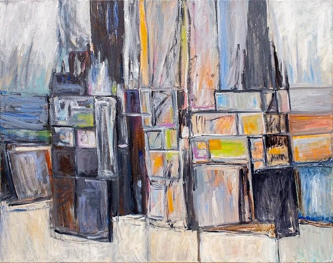 Evening Shadows,38x48, $1500