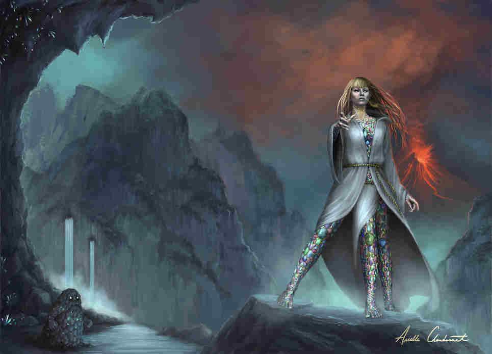 Mystical Mountain Magic