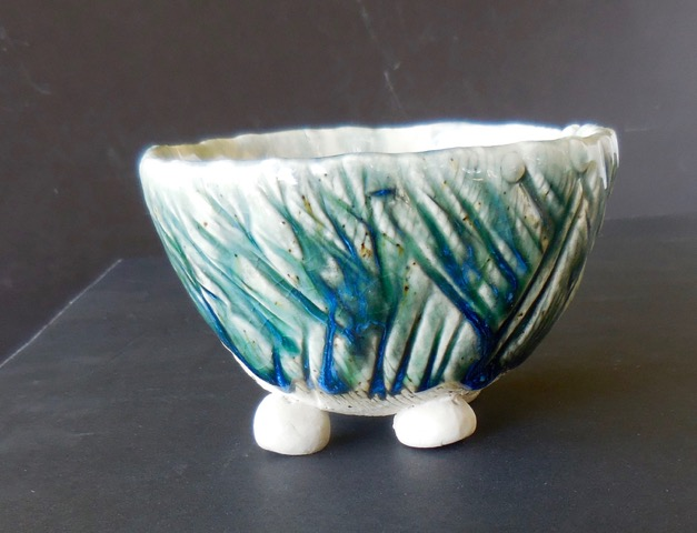 Feathered Cup/Bowl