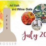 2019 Prosser Art Walk and Wine Gala