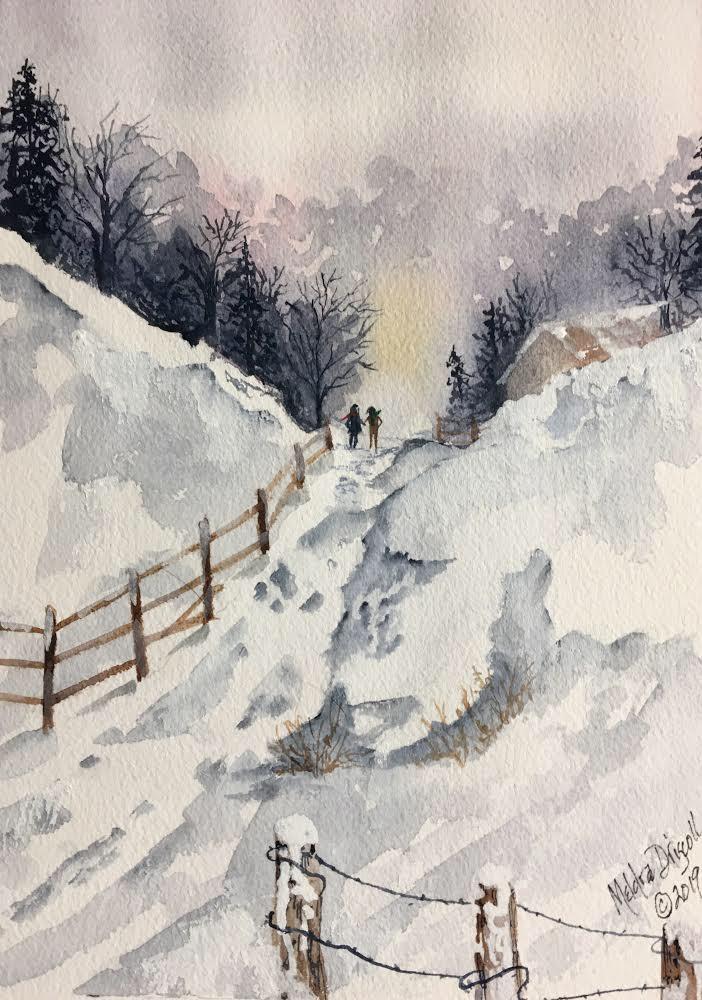 Sample Watercolor