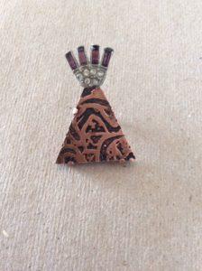 St Helen's Pin #2