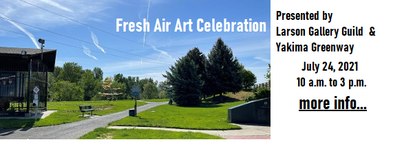 Fresh Air Art Celebration, Sarge Hubbard Park -- July 24, 2021, 10a-3p