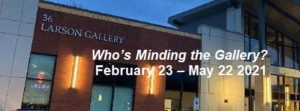 Larson Gallery - YVCC-16th & Nob Hill Blvd, Yakima, WA 509.574.4875