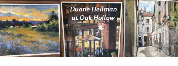 Oak Hollow Framing & Gallery, 56th & Summitview, 509.965.9256