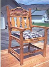 Captain's Chair - Eagle Canyon.