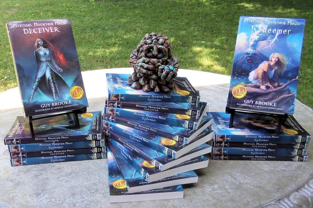 Mystical Mountain Magic Book Series