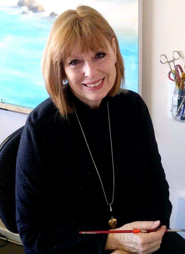 Becky Melcher, Artist