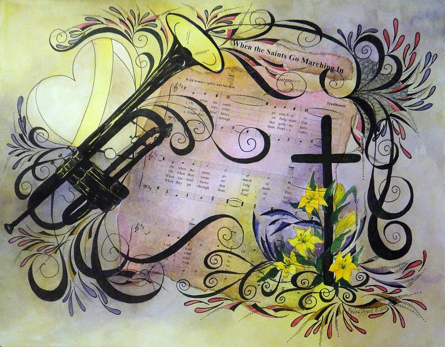 """Music Blessings - 11"""" x 17"""""""