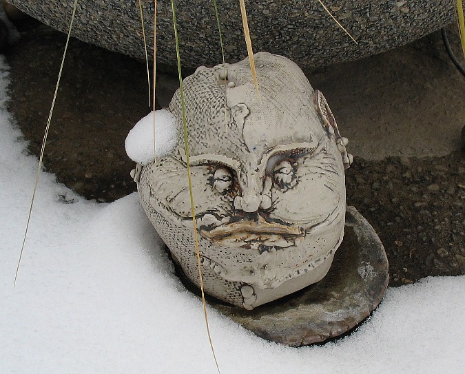 Head in the Snow