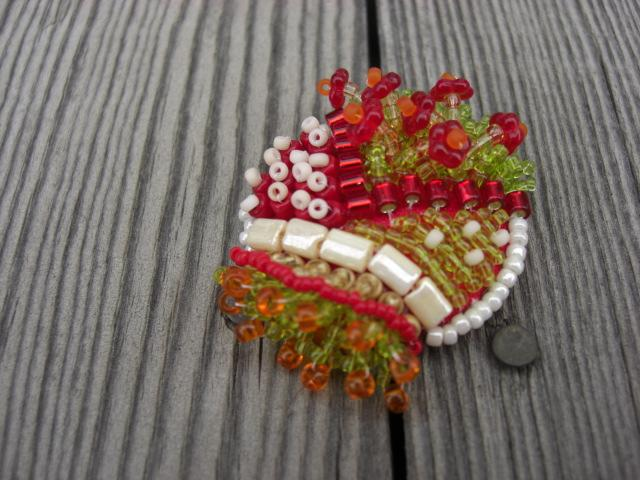 Crops - buttons are great embelishments for crochet and knit wear projects or on quilts.