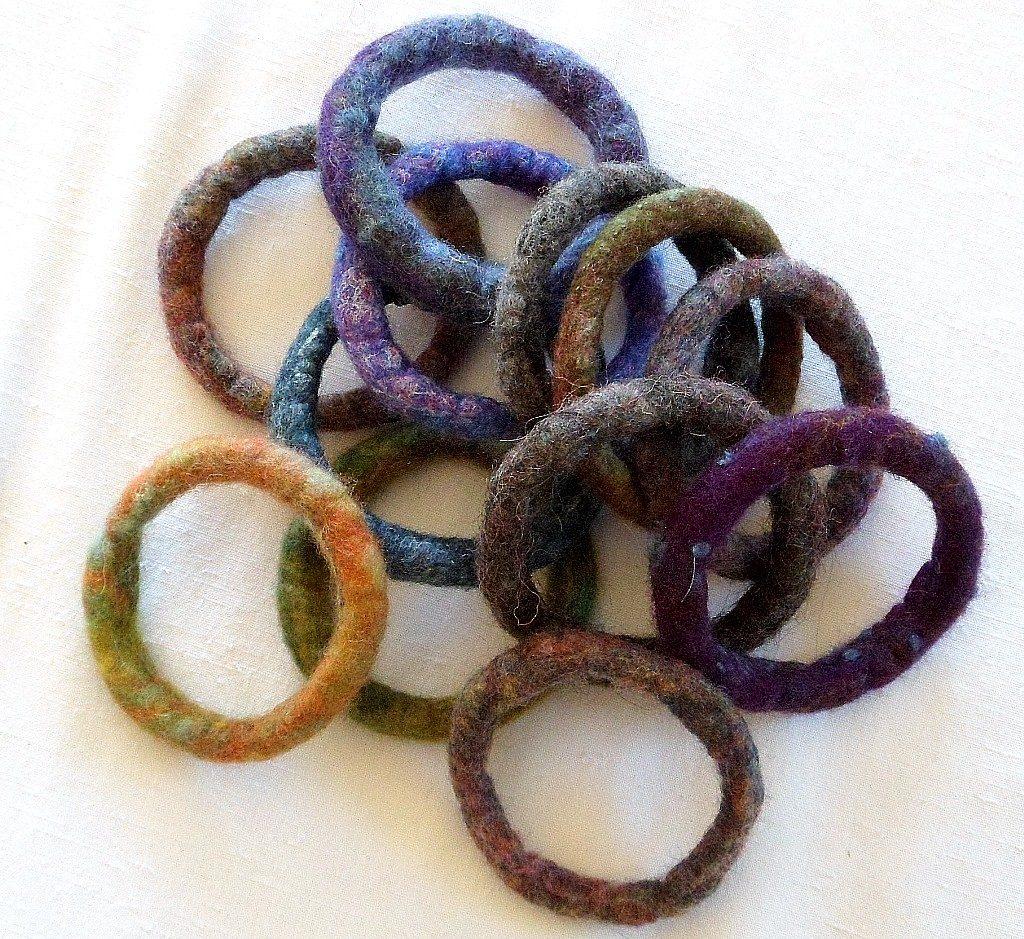 Bangle Bracelets - various sizes & colors - $7 each