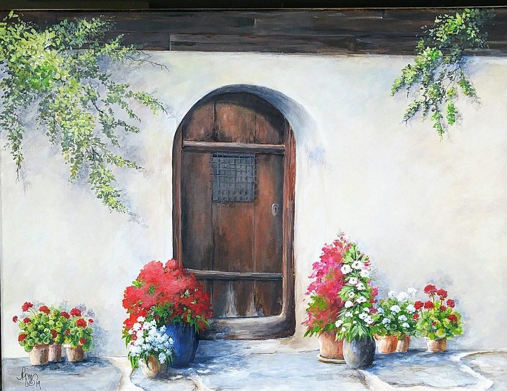 Cellar Door (Special Commission)