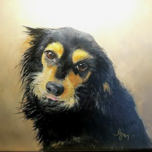 Commissioned Portrait - Not for Sale