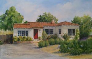Home Portrait (Special Commission)