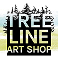 Treeline Art Shop - Etsy