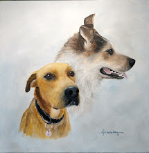 Two more pups commission - Sold