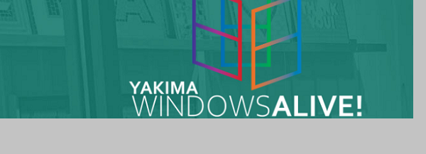 Visit: Windows Alive - Downtown Yakima, Yakima Avenue
